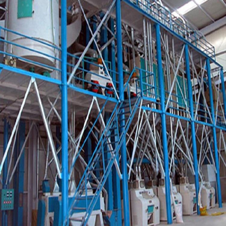上海石磨面粉机定做厂家 面粉加工设备 一帆丰顺-尽在双帆