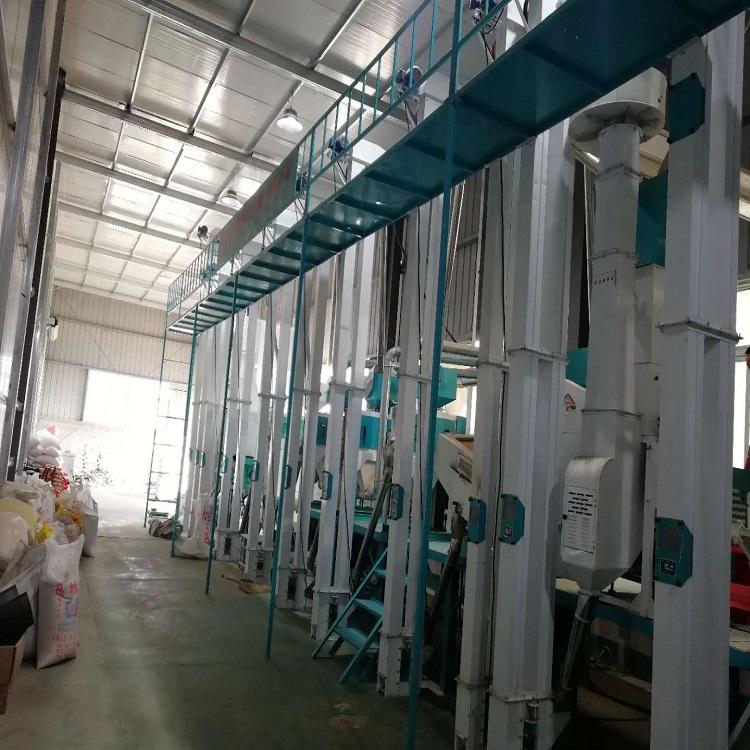 四川大米加工设备供应