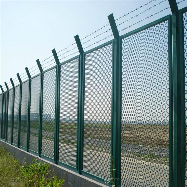 合肥网片护栏网 道路护栏网 汉鑫护栏网-高标准