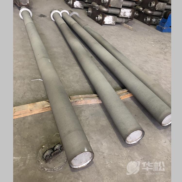 商丘电加热辐射管供应 大型丰东辐射管 华松环保-品质保证