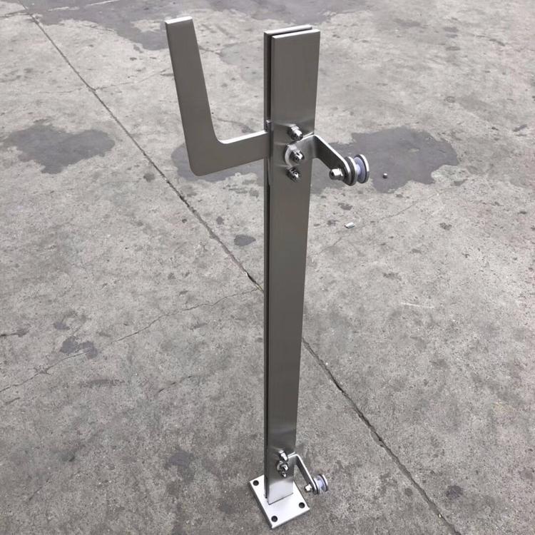 淄博不锈钢立柱批发 工程质量认可度高