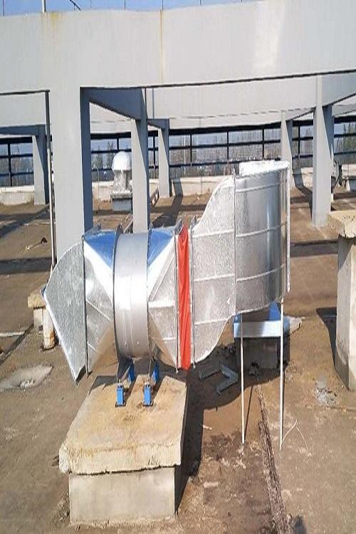 宿州碳钢焊接风管厂 螺旋风管 宏创机电-点击这里了解详情