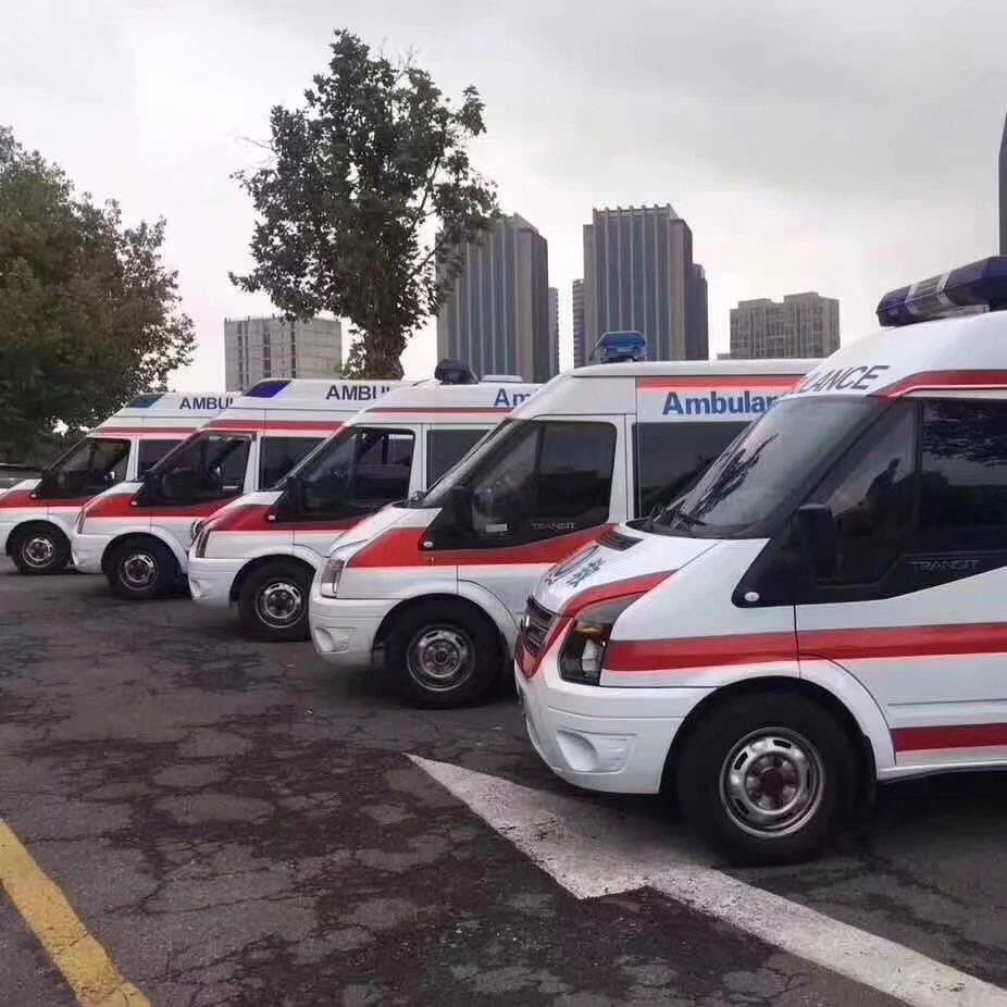 昆明120救護車出租電話 兒童救護車120轉運