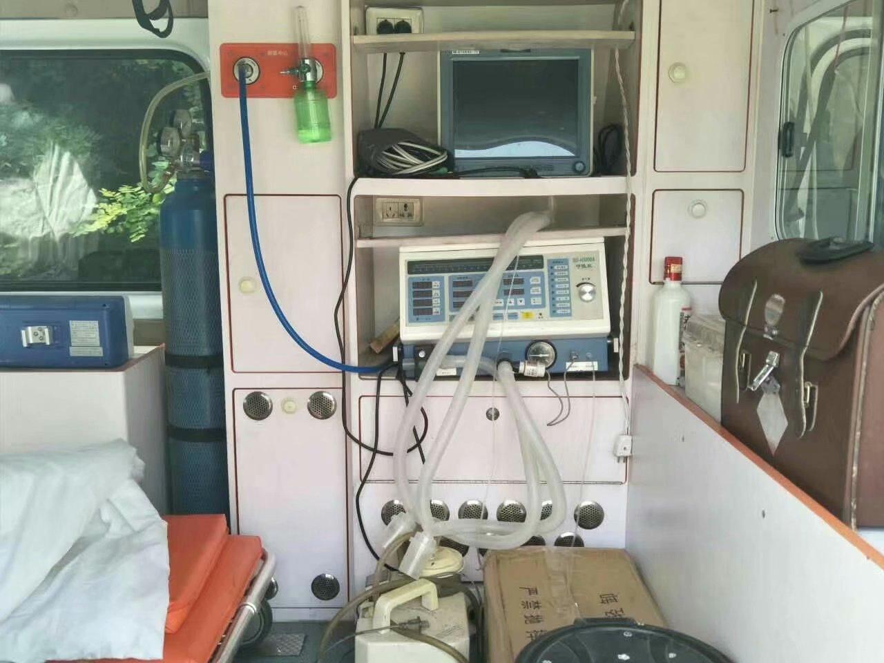 黔東南120急救車轉運轉送 120轉運租賃