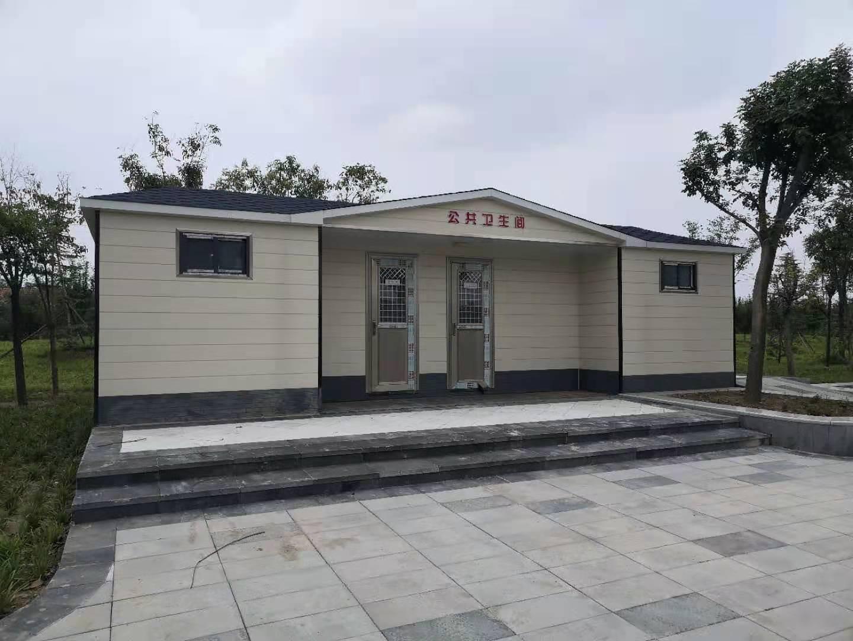 郑州旅游厕所推荐 景区厕所生态环保
