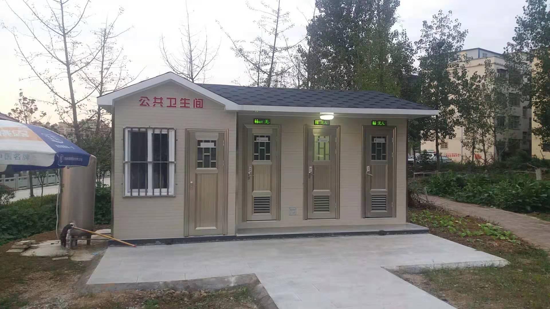 洛阳仿古型移动厕所厂家