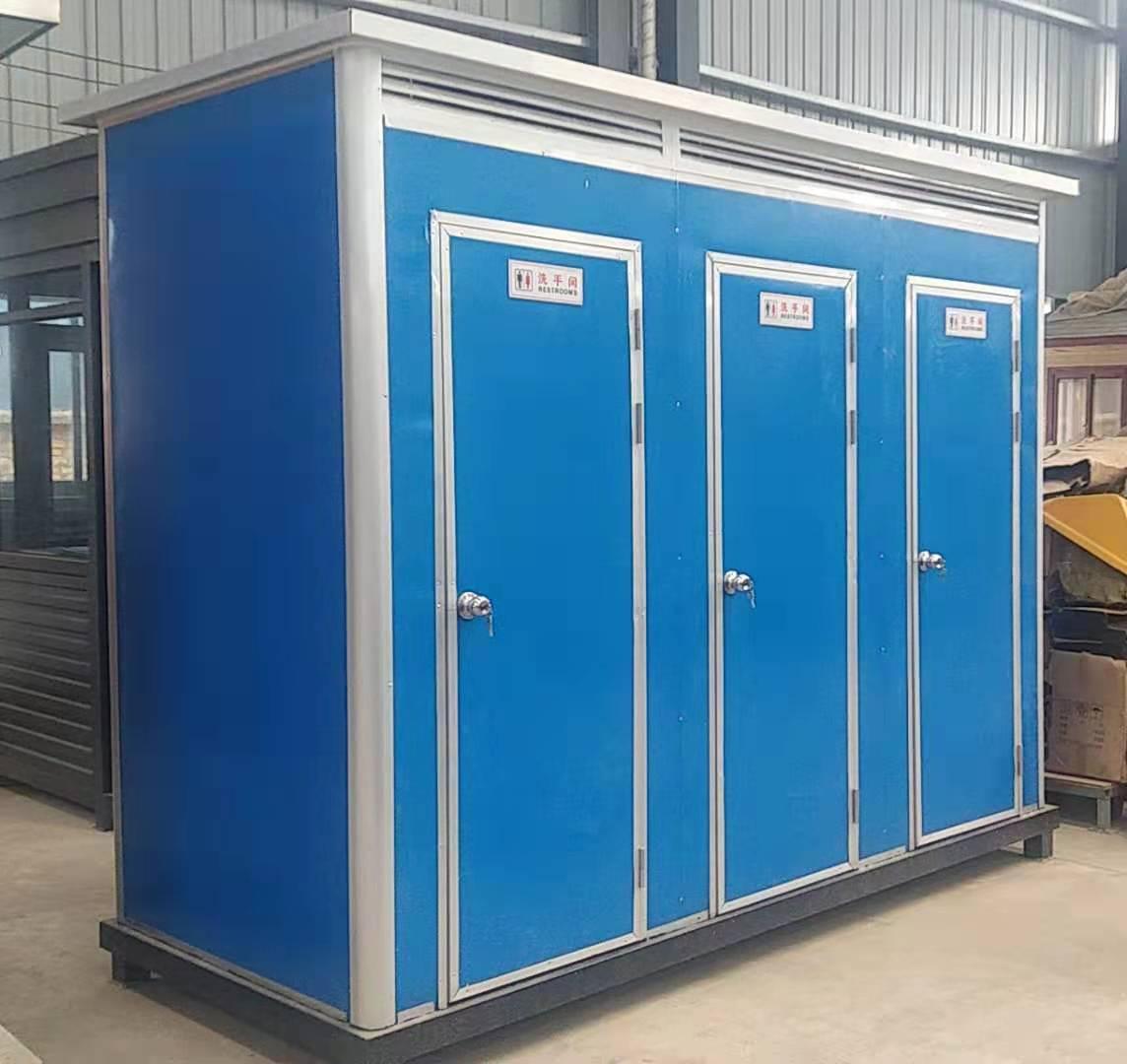 移動型廁所生產廠 洛陽移動廁所出租