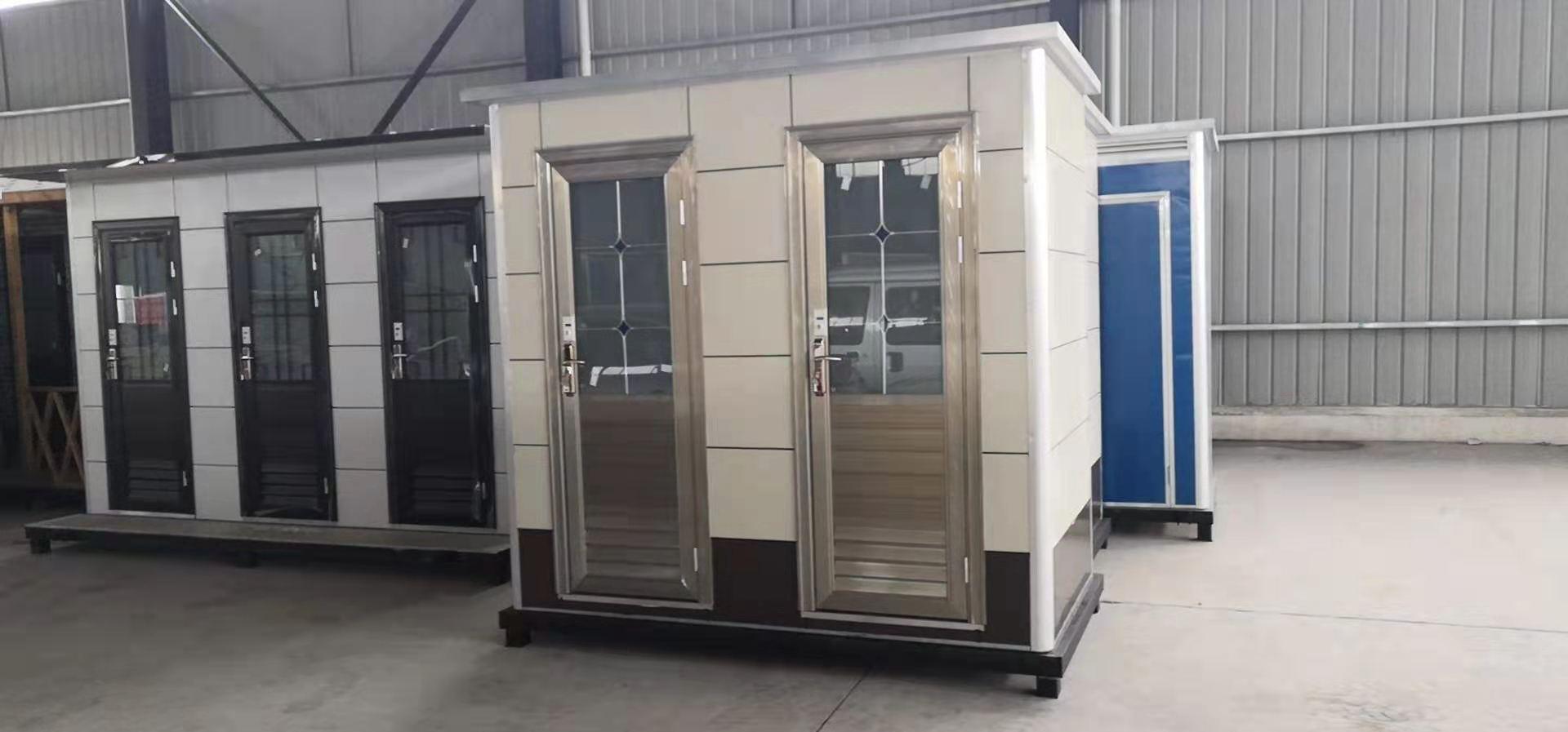 秦皇岛移动厕所出租厂家