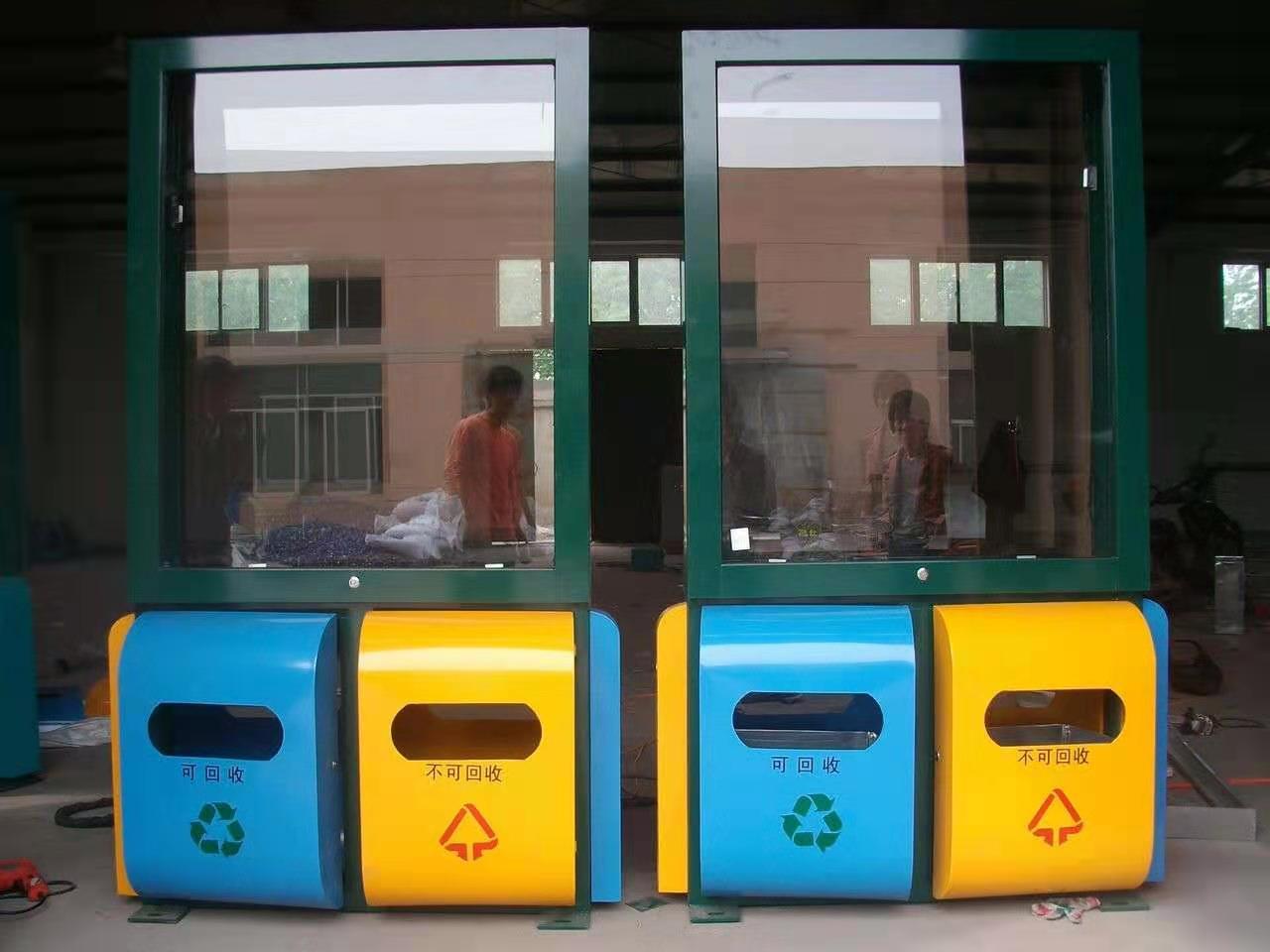 城市分类垃圾桶-防腐环保