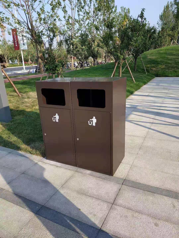 垃圾桶分类图片-结实耐用价格低