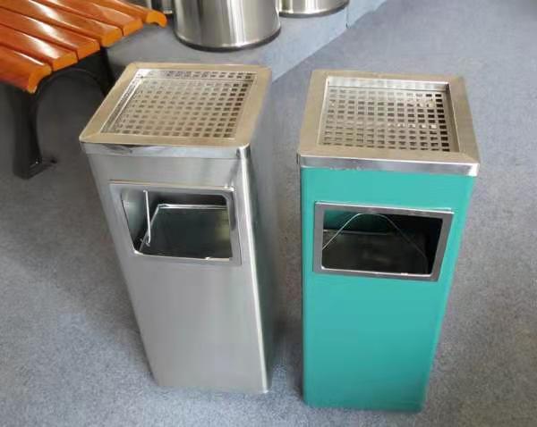 广告箱垃圾桶-沧州分类垃圾箱价格