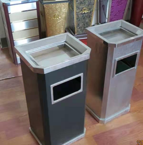 公用垃圾桶-安阳分类垃圾箱价格-适用于室内外各种场景