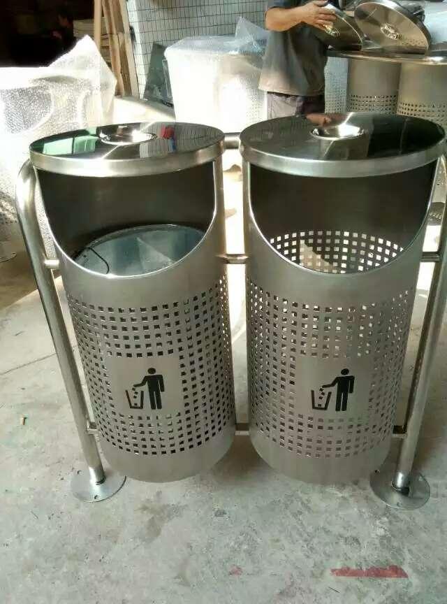 脚蹬式垃圾桶-环卫佳品