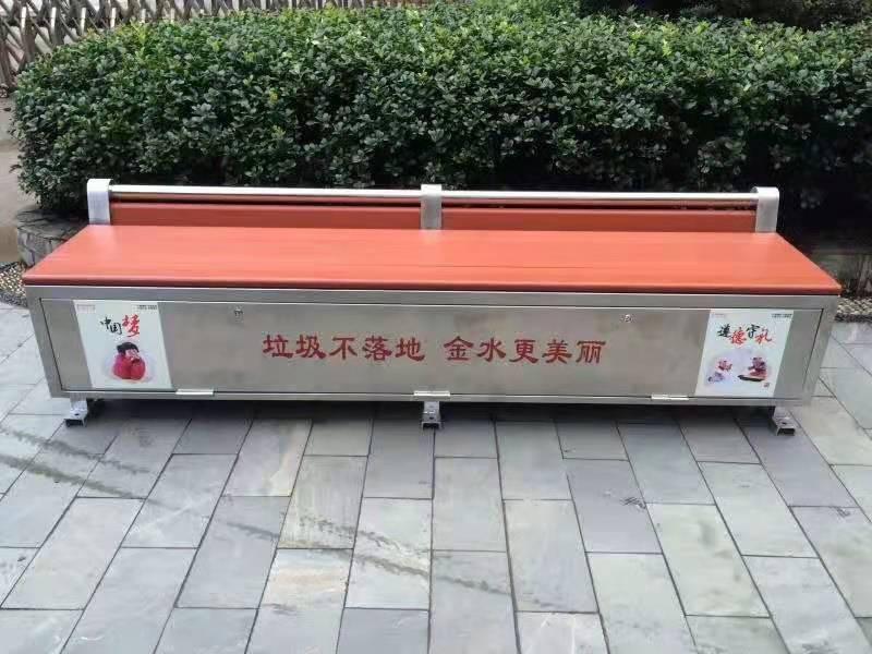 休闲长椅厂家 沧州室外休闲椅厂家 款式新颖
