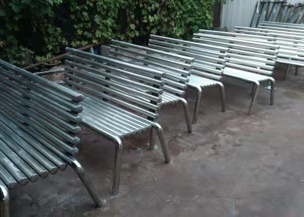 新乡休闲椅价格 可定制