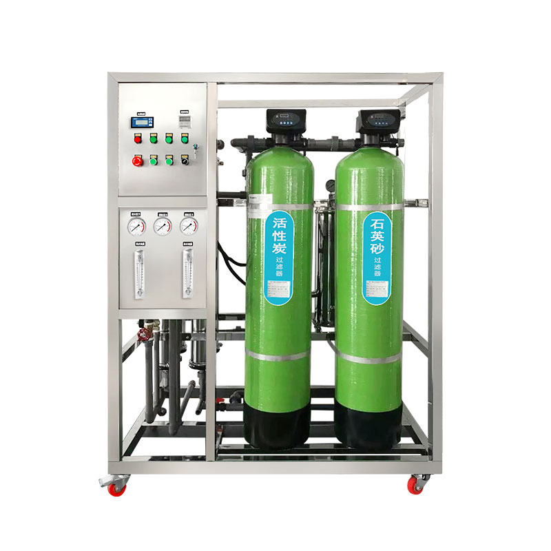 郑州5吨饮用水设备 膜壳端头