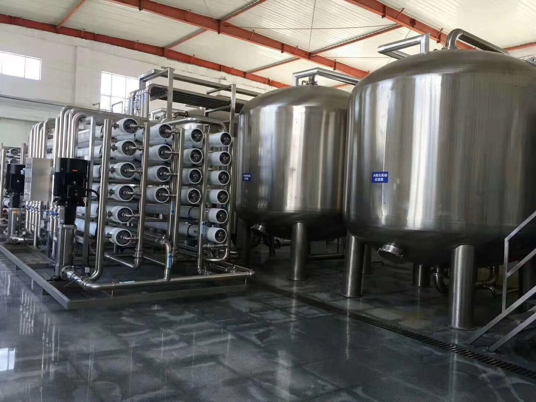 信阳6吨山泉水设备 8040膜壳
