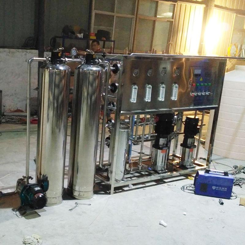 商丘3吨原水处理设备 厂家地址