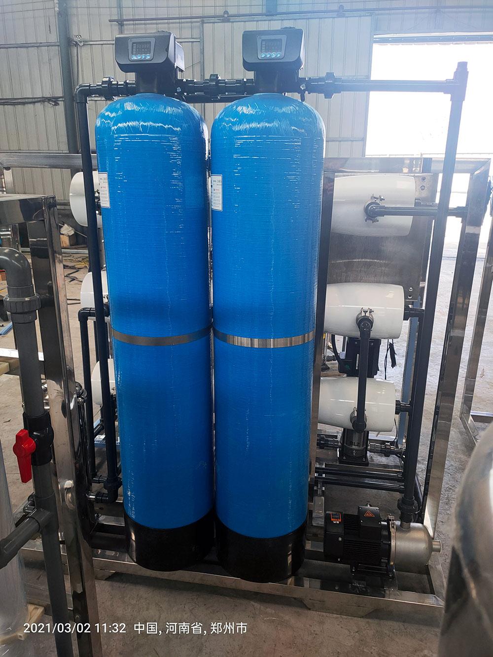 焦作化工厂瓶装水设备