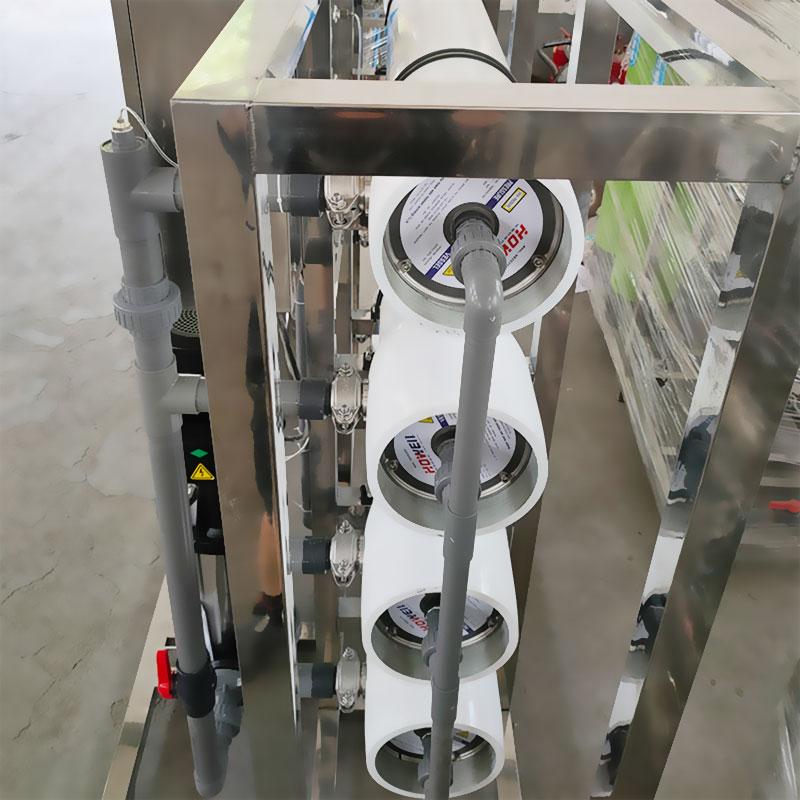 济源7吨反渗透设备