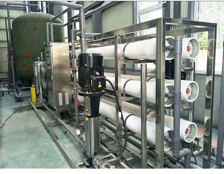 河南药厂饮用水设备