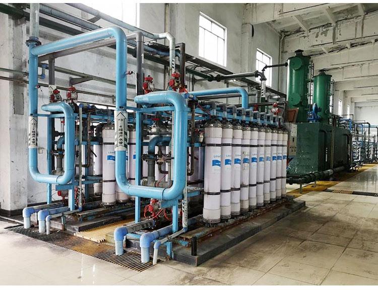 新乡水厂制水设备