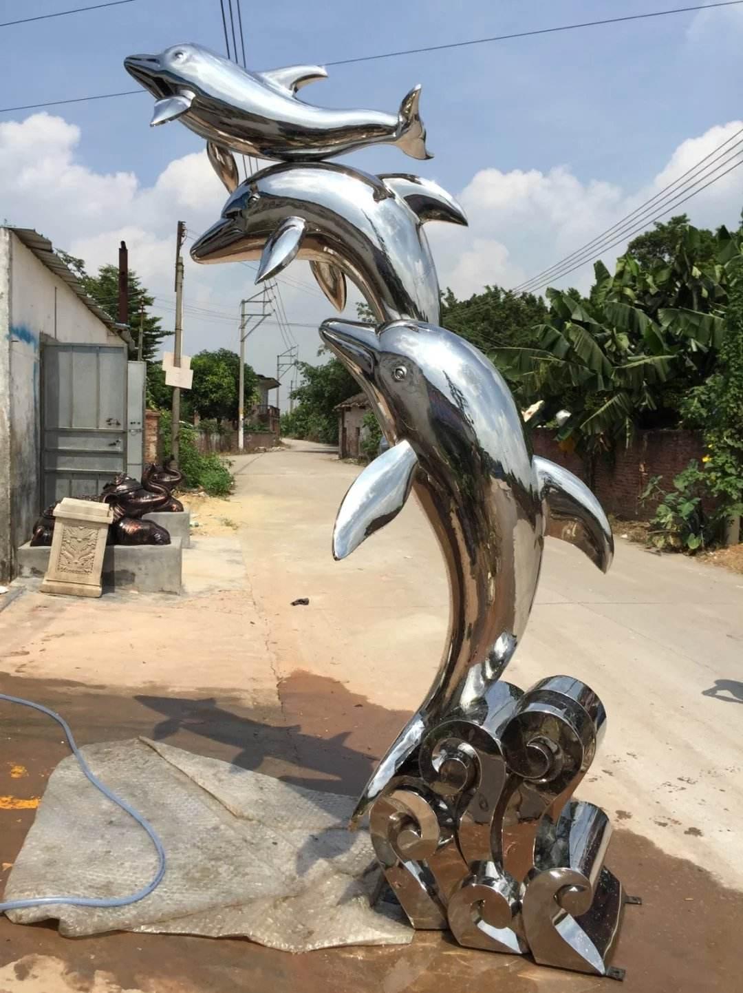 不锈钢雕塑行业