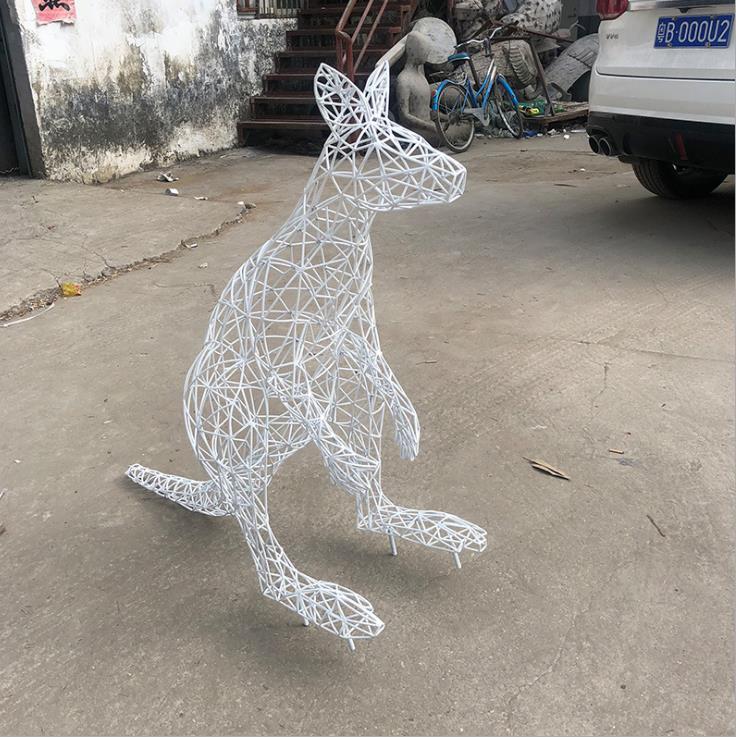 设计不锈钢雕塑