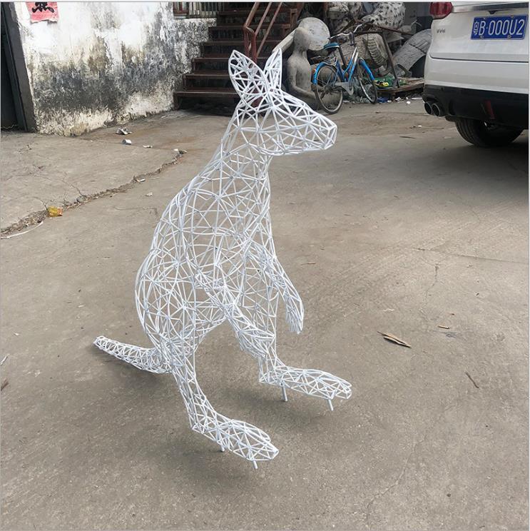 开发区不锈钢雕塑