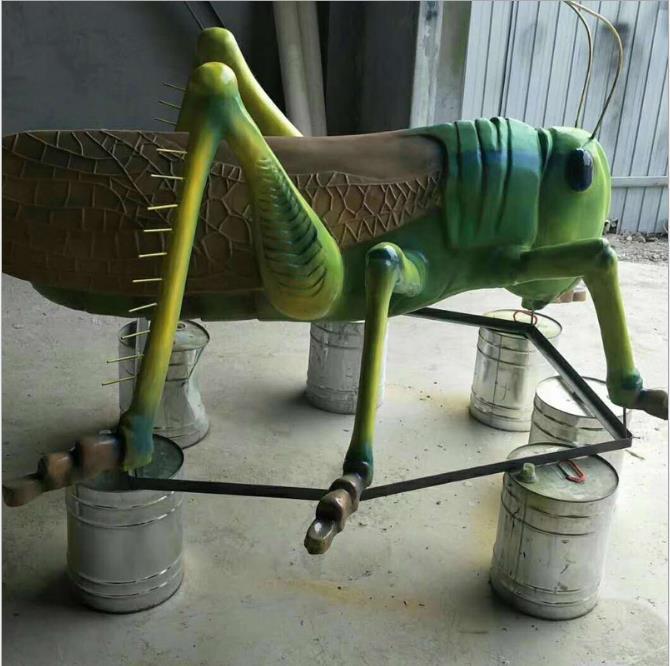 大象不锈钢雕塑