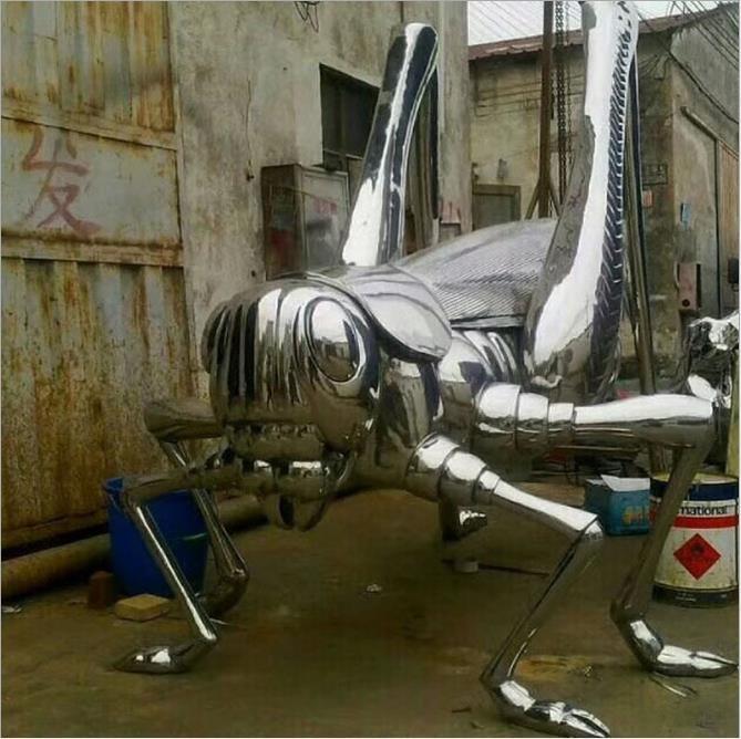 不锈钢雕塑加厂
