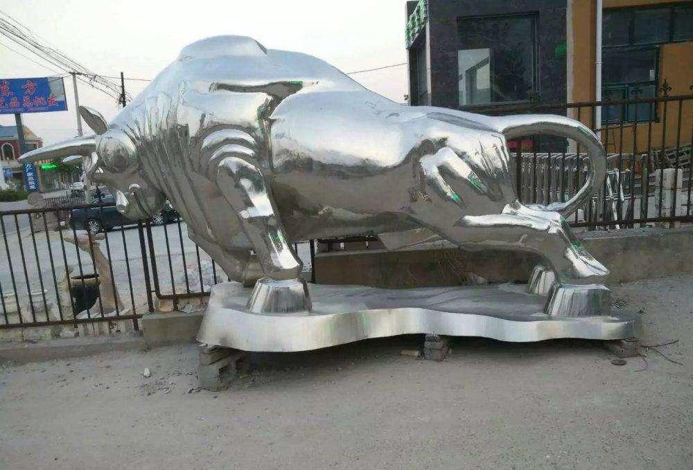 不锈钢雕塑企业