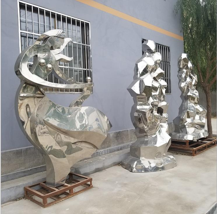 不锈钢广场雕塑厂