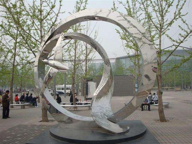不锈钢雕塑铸造