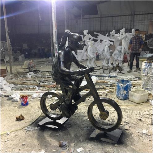 雕塑不锈钢设计