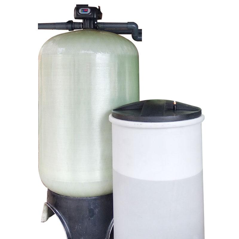 漯河1吨锅炉用水软化 过滤罐