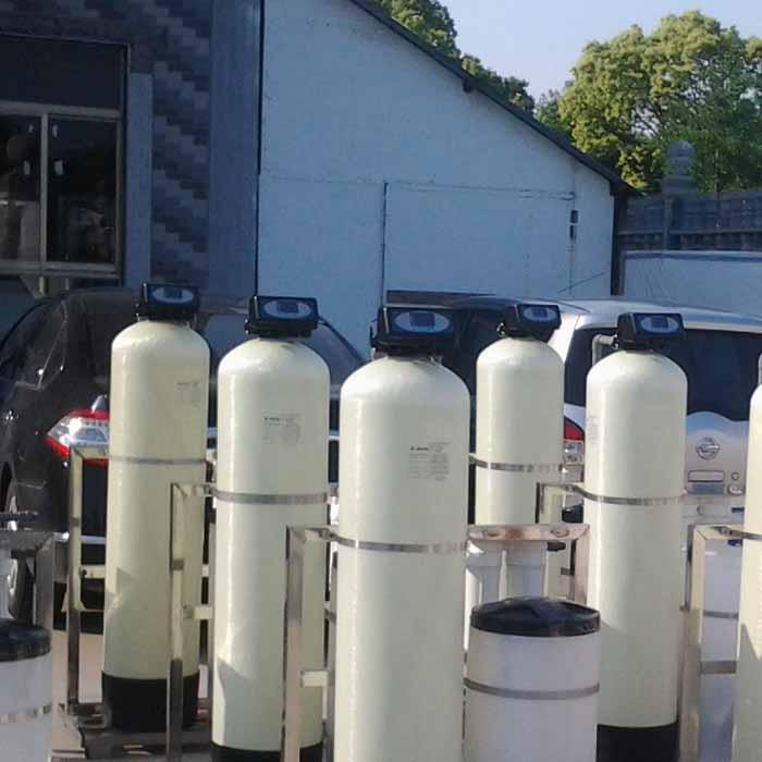 焦作500吨水质软化设备
