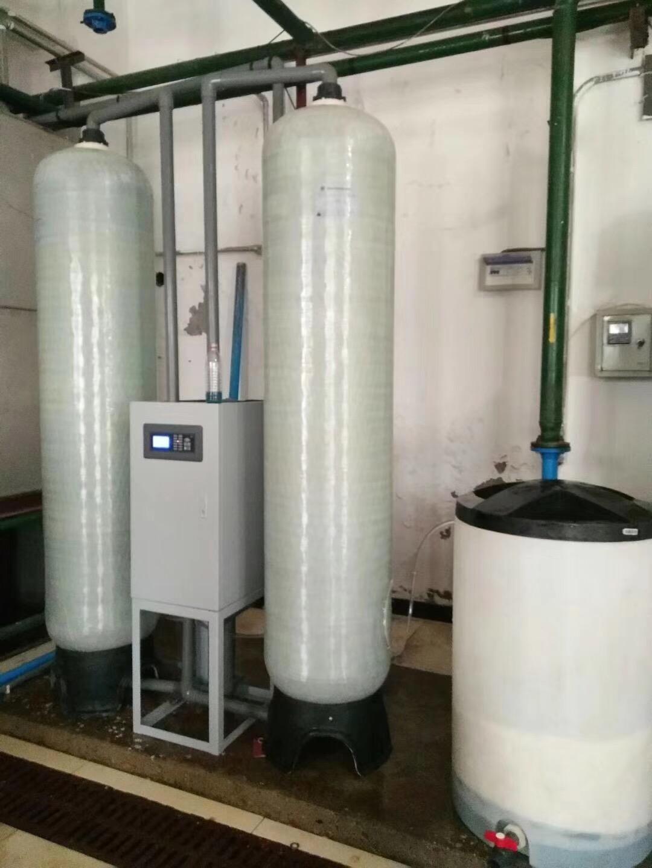鹤壁5吨水软化设备 过滤罐