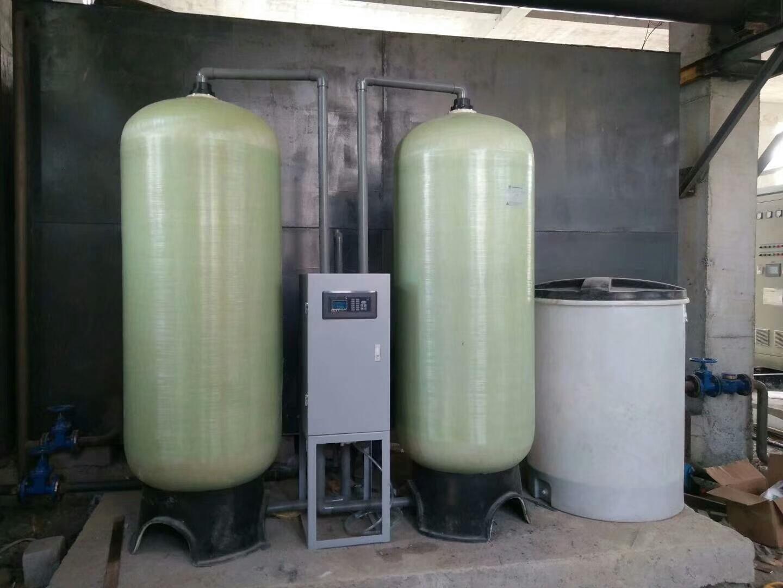 锅炉给水软化设备 过滤罐