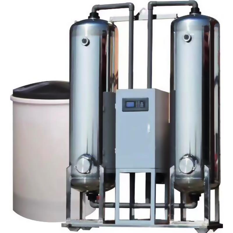 软化水设备维修更换