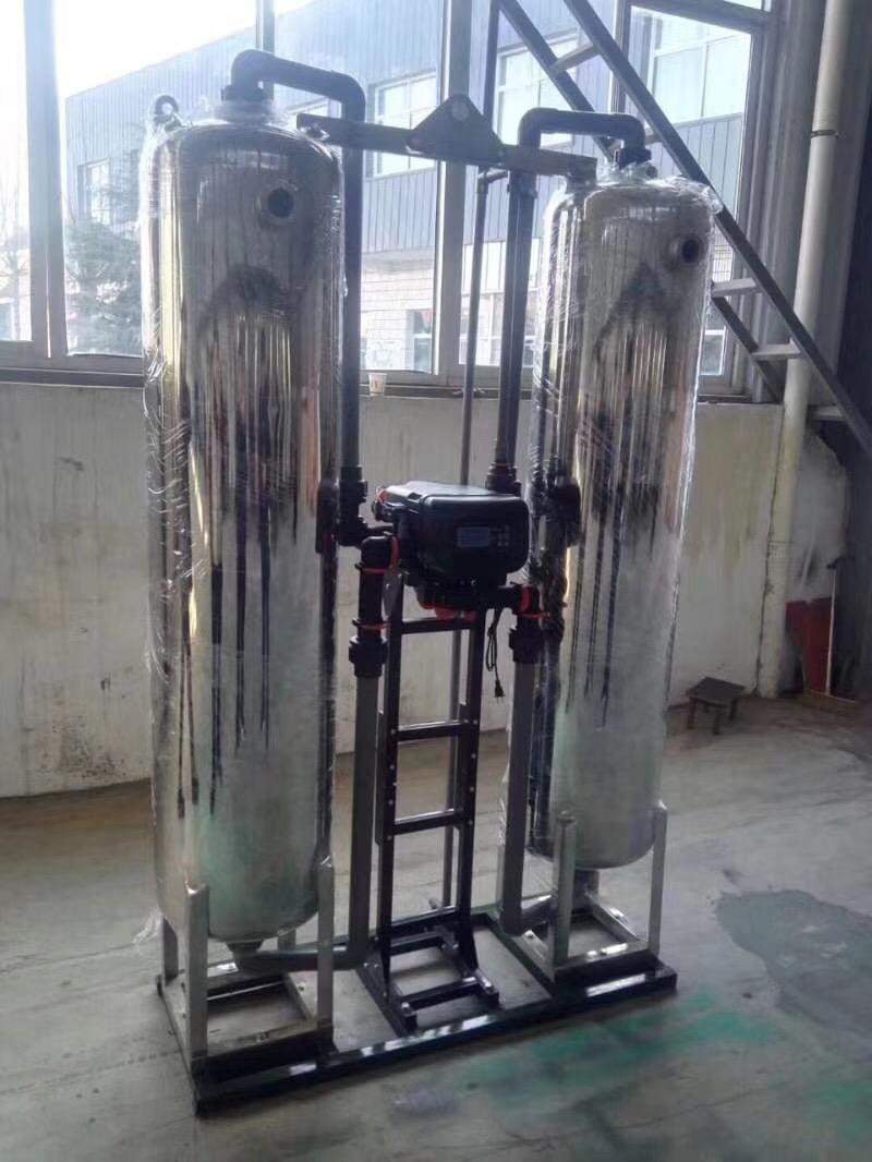 软化水设备设计