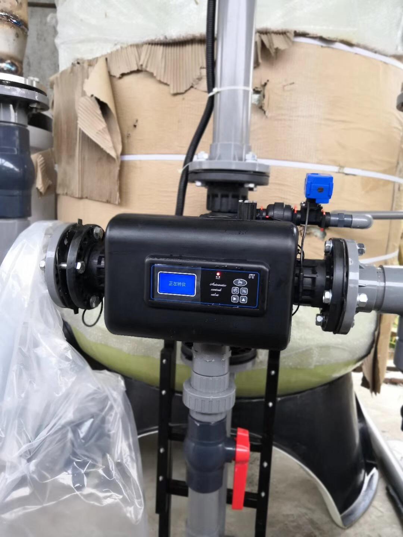 锅炉使用软化水设备