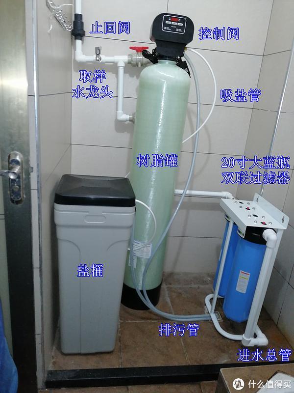 新乡一备一用软化水设备 湖北软化水设备 售后