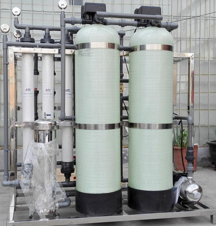 在线免费咨询 洛阳2吨软化水设备报价表 全自动软化水处理装置