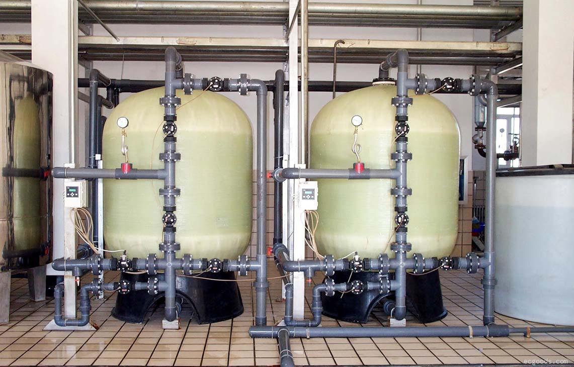 鍋爐軟化水設備圖片