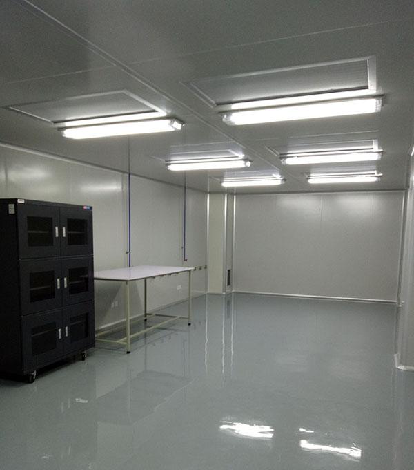 台州车间净化设备 成都万级净化车间厂