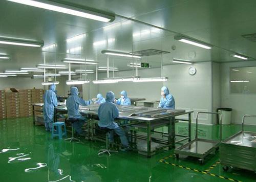 净化车间用门 欢迎来电洽谈 南宁十万级净化车间厂商
