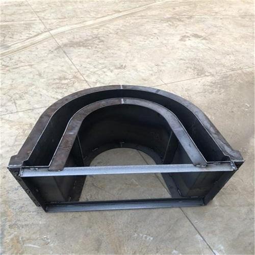 u型槽铁模具加工
