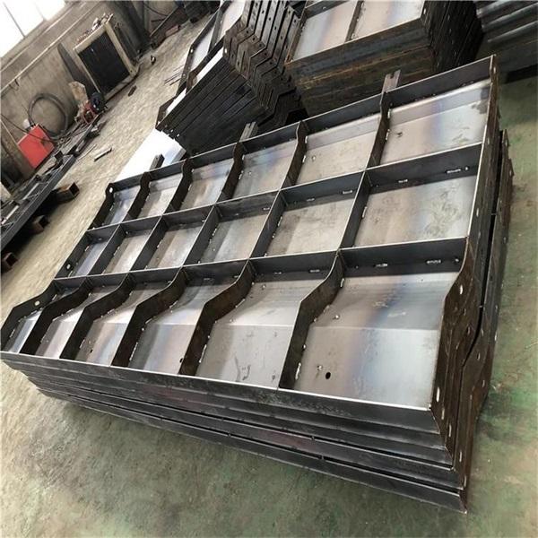 高鐵防護欄模具供應 匠心加工廠家