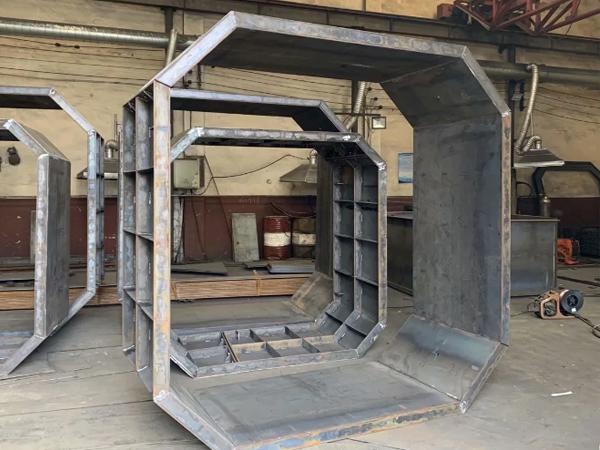 水泥方形化粪池钢模具公司